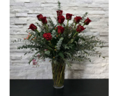 Executive Rose Arrangement in Ft. Collins CO, Palmer Flowers