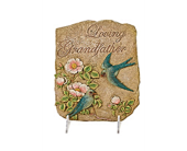Loving Grandfather Stepping Stone in Smyrna GA, Floral Creations Florist
