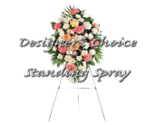 Designer's Choice Standing Spray in Dickson TN, Carl's Flowers