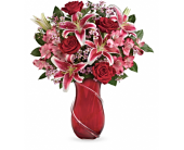 Wrapped With Passion Bouquet  in Smyrna GA, Floral Creations Florist