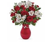 Pair Of Hearts Bouquet  in Smyrna GA, Floral Creations Florist