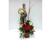 Love you Forever Package in Belleville ON, Live, Love and Laugh Flowers, Antiques and Gifts