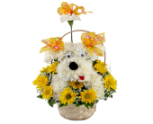 Delightful Doggie Bouqu in Southfield MI, Thrifty Florist