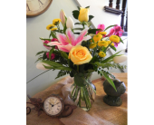 Spring Fiesta in Westfield, Massachusetts, Flowers by Webster