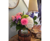 Summertime Delight in Westfield MA, Flowers by Webster