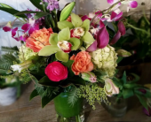 passionate affection in Orinda CA, Misaghi Design Orinda Florist