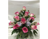 precious pink roses in Irving TX, Flowers For You