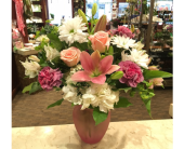 Lawrenceville Flowers - Pretty in Pink - Monday Morning Flower Co