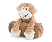 Plush Monkey With Blanket  in Smyrna GA, Floral Creations Florist