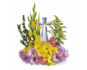 Crystal Cross Bouquet  in Smyrna GA, Floral Creations Florist