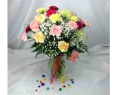 CARNATION CONFETTI by Rubrums in Ossining NY, Rubrums Florist Ltd.