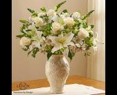 Lenox Blooms White in El Cajon, California, Conroy's Flowers