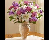 Loving Blooms Lenox Lavender & White in El Cajon, California, Conroy's Flowers