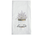 Tea Towel - Lavender  in Smyrna GA, Floral Creations Florist
