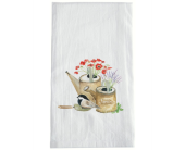 Tea Towel - Watering Can in Smyrna GA, Floral Creations Florist