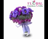 Purple dream in Palm Beach Gardens, Florida, Floral Gardens & Gifts