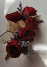 5 rose corsage in Sitka AK, Bev's Flowers & Gifts