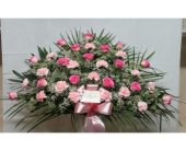Funeral Basket 2 in Yonkers NY, Hollywood Florist Inc