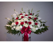 Funeral Basket 4 in Yonkers NY, Hollywood Florist Inc