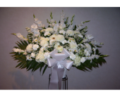Funeral Basket 5 in Yonkers NY, Hollywood Florist Inc