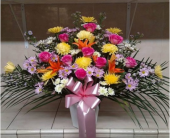 Funeral Basket 3 in Yonkers NY, Hollywood Florist Inc