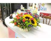 Veronica's Sunflowers in Buffalo Grove IL, Blooming Grove Flowers & Gifts