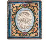 LORD'S PRAYER THROW in Travelers Rest SC, Travelers Rest Florist