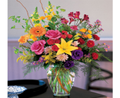 Indianapolis Flowers - Dazzling Mom - George Thomas, Inc.