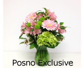 Blush in London ON, Posno Flowers