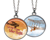 Let Your Dreams Pendant in Fort Worth TX, Greenwood Florist & Gifts