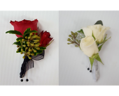 Boutonnieres in Frisco, Texas, Patti Ann's Flowers