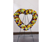 Heart of Remembrance in Frisco TX, Patti Ann's Flowers