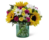 Sunlit Meadows� Bouquet  in Watertown CT, Agnew Florist