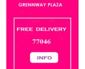 FREE Delivery in Houston TX, Fancy Flowers