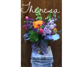 Rancho Cordova Flowers - Theresa - G. Rossi & Co.