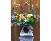 Rancho Cordova Flowers - May Bouquet - G. Rossi & Co.