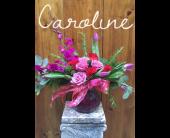 Rancho Cordova Flowers - Caroline - G. Rossi & Co.