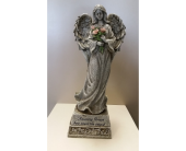 Amazing Grace Angel in Sterling Heights MI, Sam's Florist