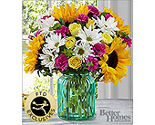 The FTD� Sunlit Meadows� Bouquet by Better Homes a in Wilmington NC, Creative Designs by Jim