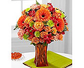The FTD� Orange Escape Bouquet in Wilmington NC, Creative Designs by Jim