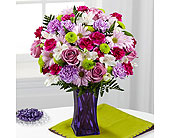 The FTD� Purple Pop Bouquet in Wilmington NC, Creative Designs by Jim