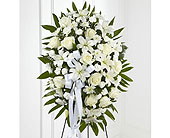 The FTD� Exquisite Tribute� Standing Spray in Wilmington NC, Creative Designs by Jim