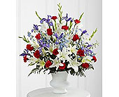 The FTD� Cherished Farewell� Arrangement in Wilmington NC, Creative Designs by Jim