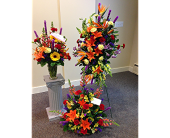 Funeral Grouping in London ON, Posno Flowers