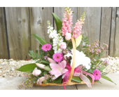 Fireside Basket in Quincy, Pennsylvania, B & H Lawn Service & Floral