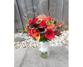 Bridal bouquet in Quincy, Pennsylvania, B & H Lawn Service & Floral