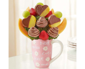 Fruit Filled Mug for Mom� in Homer NY, Arnold's Florist & Greenhouses & Gifts