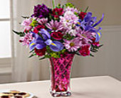 The Spring Garden Bouquet in Sapulpa OK, Neal & Jean's Flowers & Gifts, Inc.