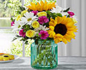 The Sunlit Meadows Bouquet in Sapulpa OK, Neal & Jean's Flowers & Gifts, Inc.