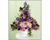 Solemn Offering Floral Arrangement in Bowmanville, Ontario, Van Belle Floral Shoppes